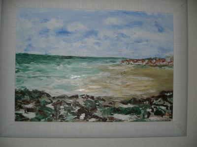 Mar en Caparica