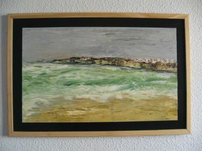 Playa de Nazaret