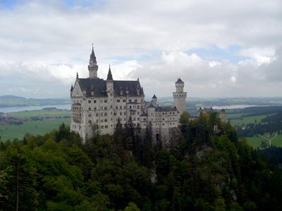Castillo de Luis II de Baviera