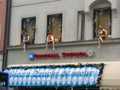 Original fachada de Austria
