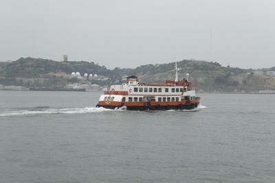Paseo en barco a Lisboa