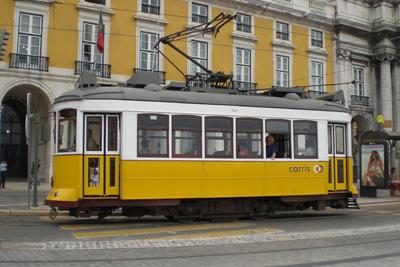 Sin prisas por Lisboa