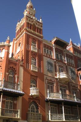 La giralda Badajoz